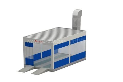 打磨房 BZB-6400